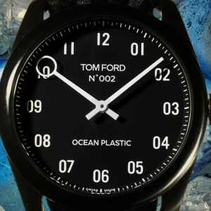 Tom Ford Ocean Plastic Watch