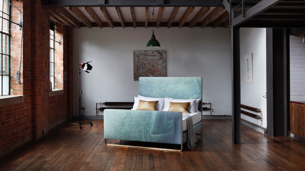 Savoir Ocean Bed Is a New Design by Bill Amberg