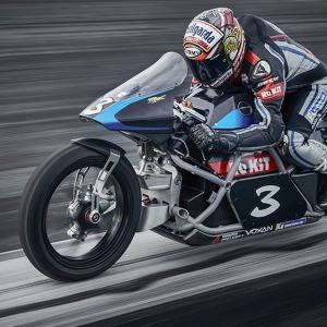 Voxan Wattman Electric Motorcycle Max Biaggi