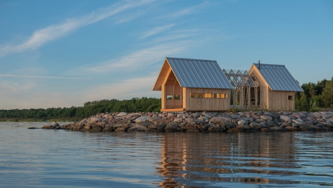 expandable Anna Cabin