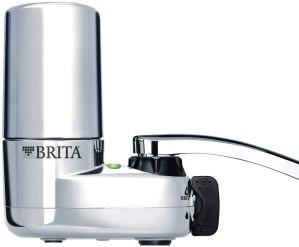 Brita 35618 Basic Faucet Water Filter System
