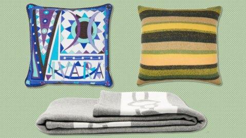 Throws, Blankets, Pillows, Cushions, Home