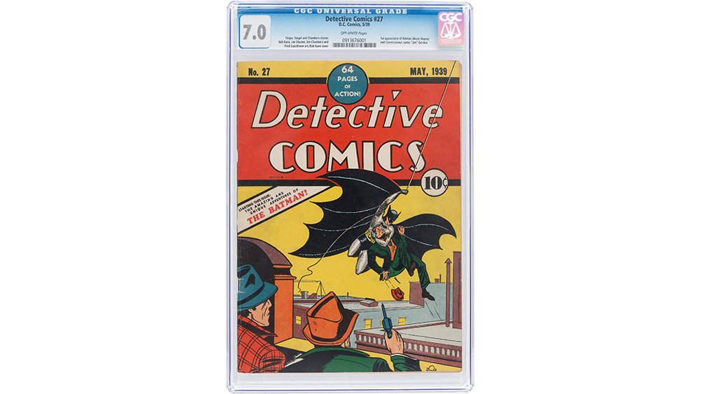 Detective Comics no. 27