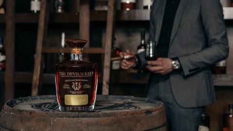 Craft Irish Whiskey Co.'s The Devil's Keep