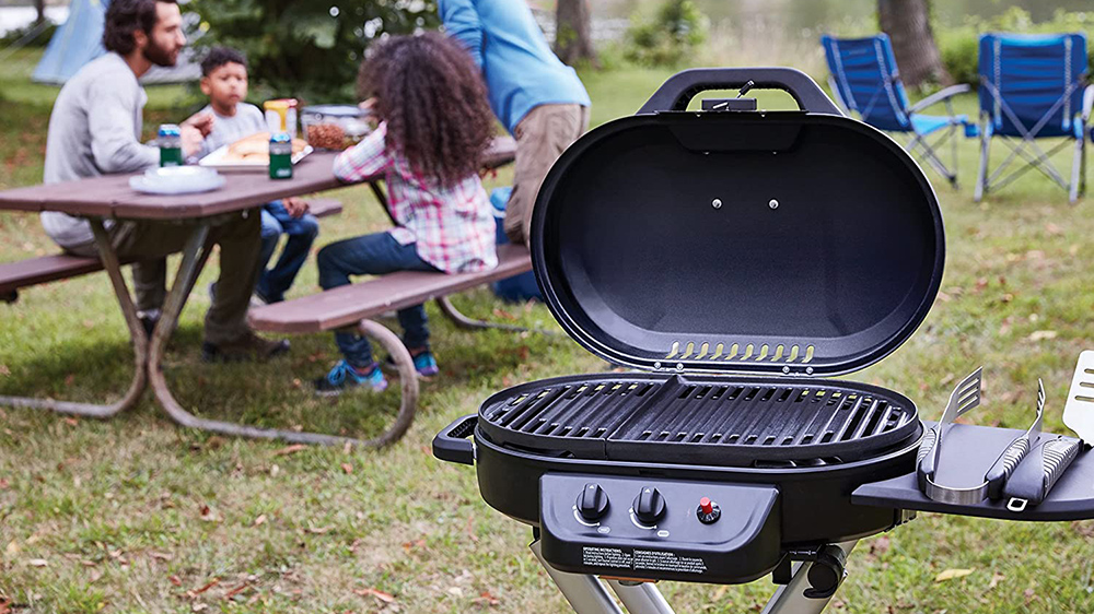 The Best Propane Camping Grills on Amazon