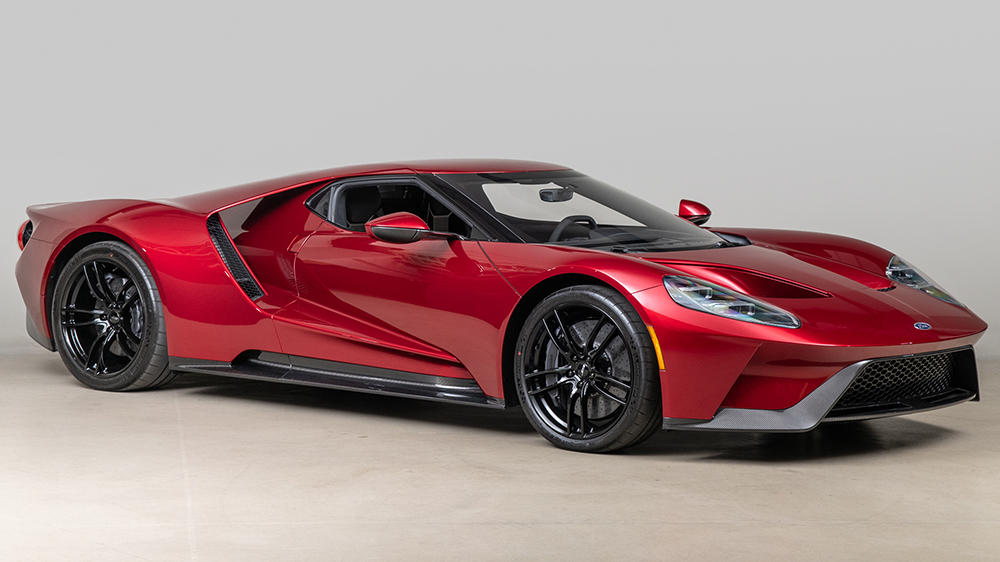 Ford's GT Designer Is Selling His Own Model of the Street-Legal Racer—and It Only Has 204 Miles