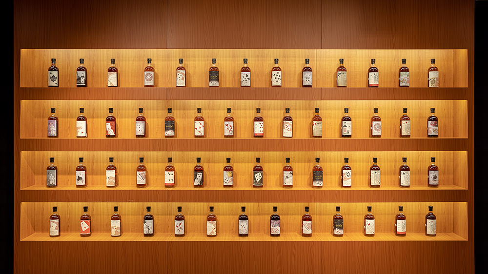 54 Bottles Of Whiskey On The Wall…Just Sold For .52 Million