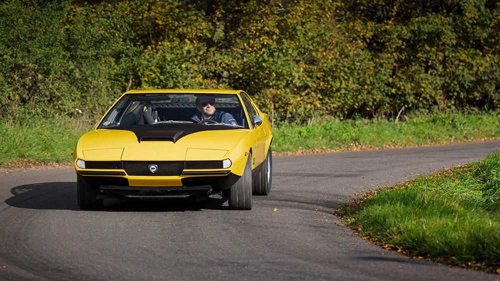 Lancia Fulvia HF Competizione prototype
