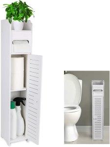 Gotega Toilet Paper Storage Cabinet