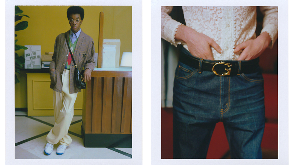 details from the spring collection.