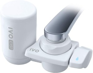 IVO Faucet-Mounted Water Filtration