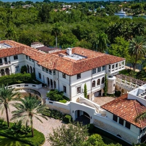 Marc Anthony's Florida Mansion