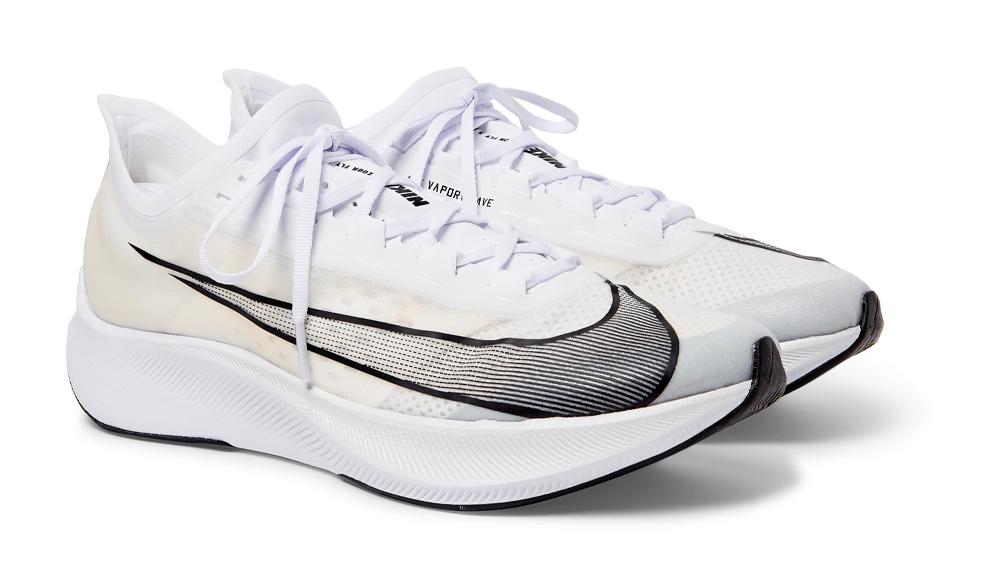 Nike Zoom Fly 3 Vaporweave Running Sneakers