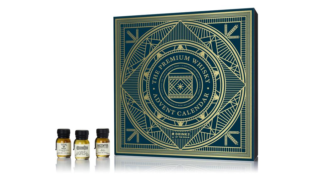 The Spirit Co. Premium Whiskey Advent Calendar