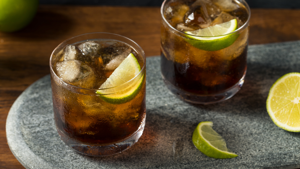 cuba libre rum and coke