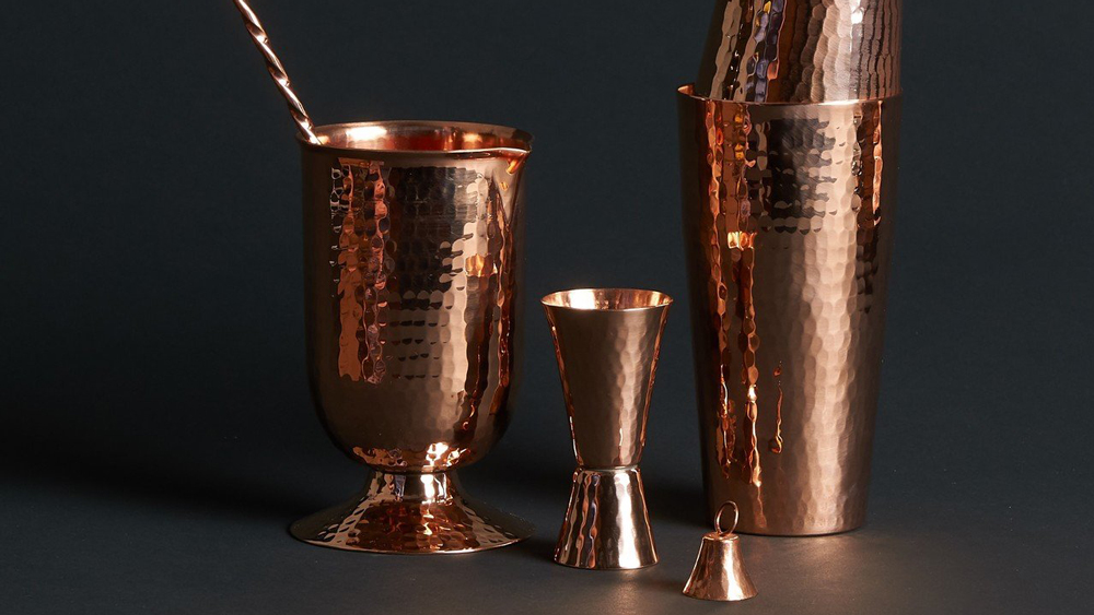 Sertodo Copper Bar Tool Set