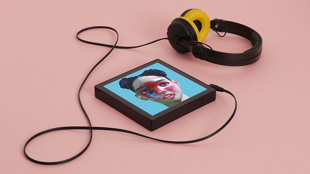 This New Premium Music Player Wants You Start Looking at Album Art Again