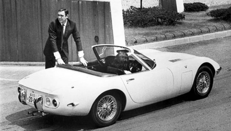 A Look Back At 7 Cars That The Late Sean Connery Made Famous As 007 Robb Report