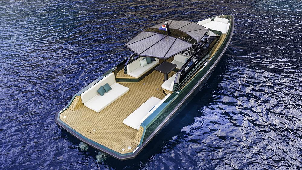 Wally Yachts 43wallytender