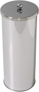 Zenna Home Toilet Paper Canister