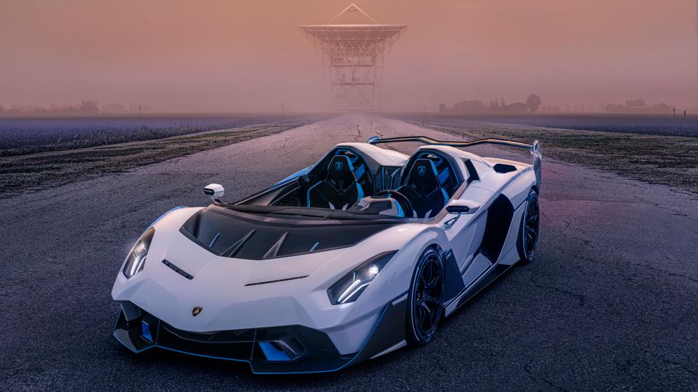 The Lamborghini SC20.
