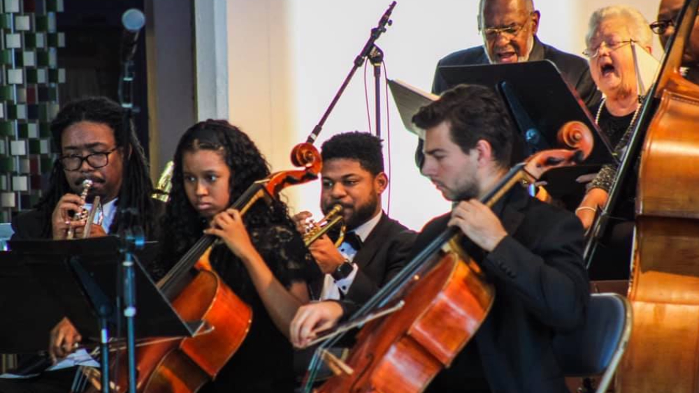 The Inner City Youth Orchestra of Los Angeles