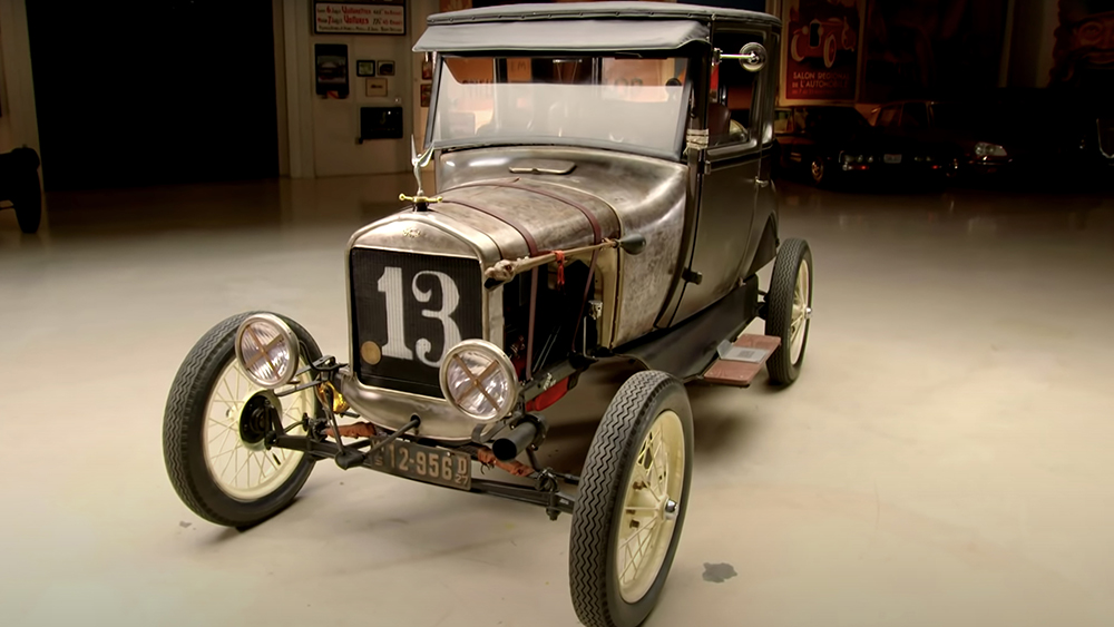 1927 Ford Model T Jay Leno's Garage