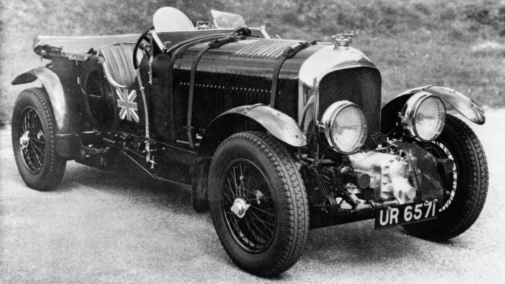 1929 Bentley Birkin Blower