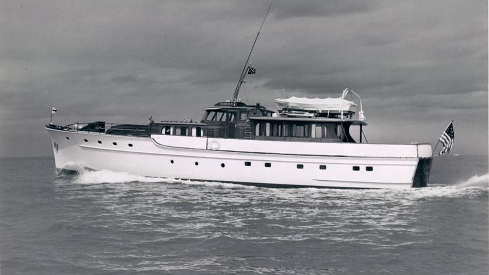 1952 Feadship Anahita V