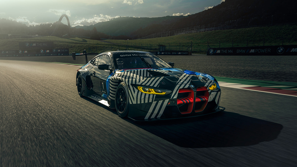 2020 BMW M4 GT3