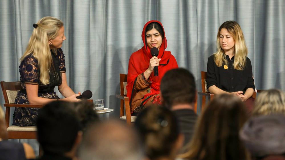 Fondation Malala Yousafzai Ford