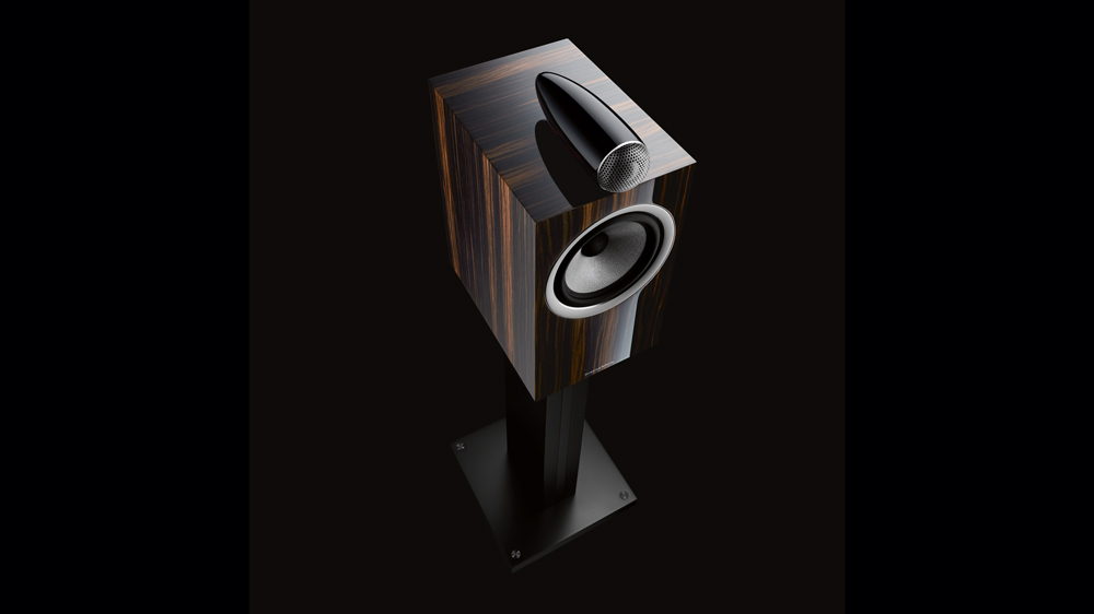The Bowers & Wilkins 705 Signature loudspeaker.