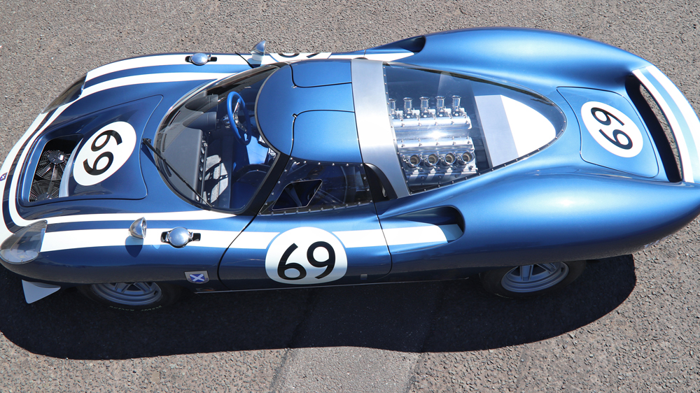The Ecurie Ecosse LM69 from Design Q.