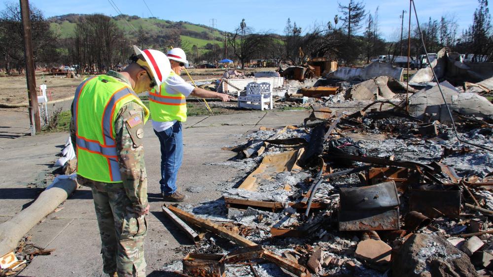 Centre de philanthropie en cas de catastrophe