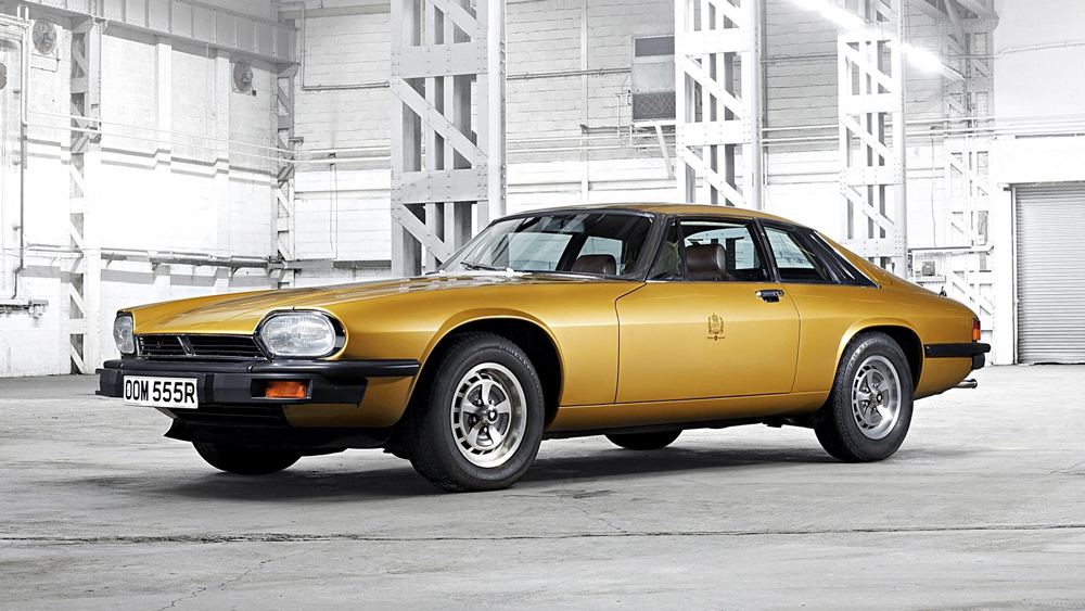 An example of the Jaguar