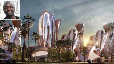 Akon City and Akon