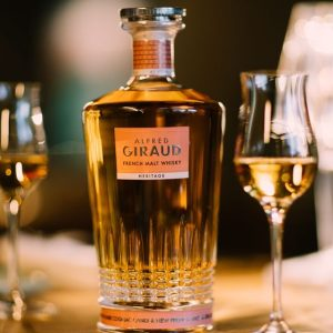 Alfred Giraud Heritage french whisky