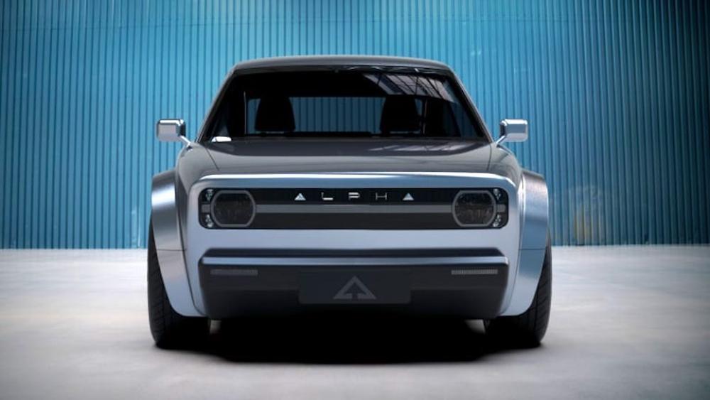 Alpha Motor Corporation Ace coupe