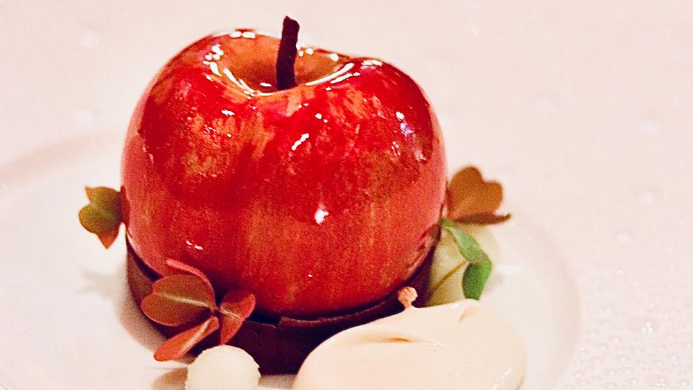 Le Bernardin, Apple