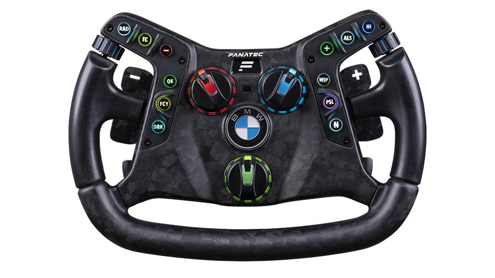 Fanatec Podium Steering Wheel BMW M4 GT3