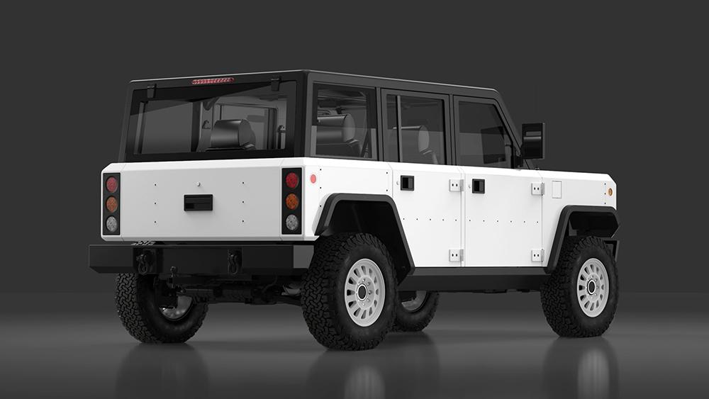 Bollinger Motors B1 SUV