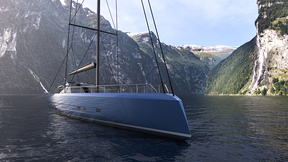 Dixon Yacht Design Project Fly