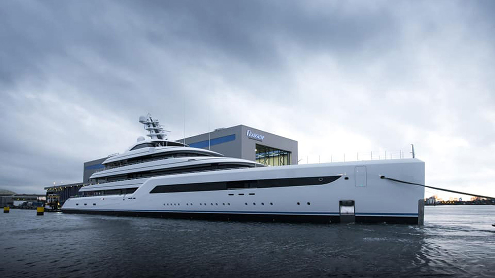 Feadship Project 816 Superyacht