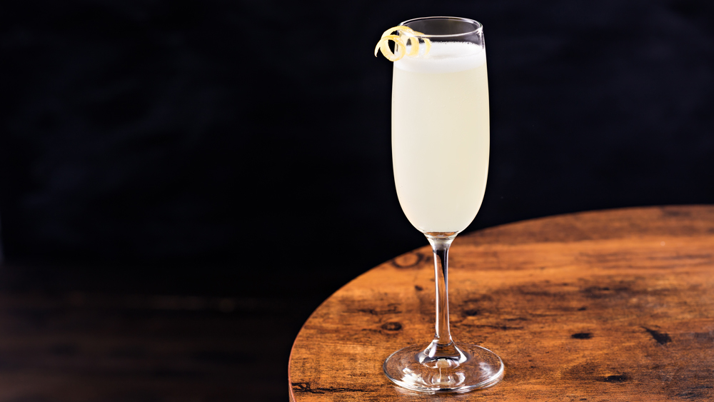 How to Make a French 75, the Best Champagne Cocktail to Toast to the End of 2020