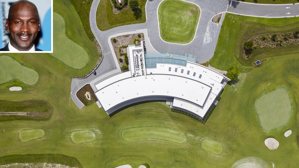 Grove XXIII Golf Club with Michael Jordan