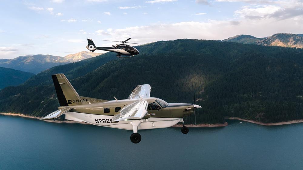 Himalaya Defender and Kodiak Plane