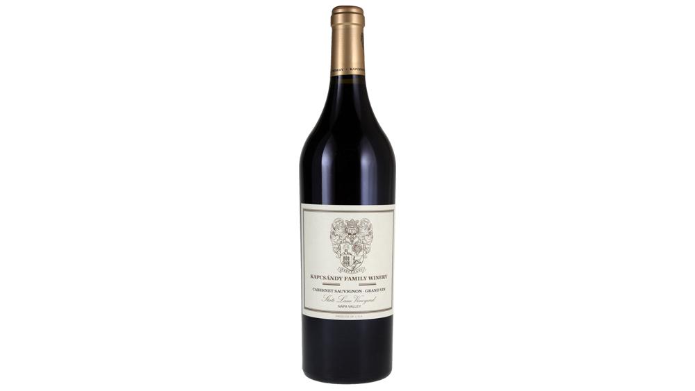Kapcsandy Family Winery 2016 State Lane Vineyard Cabernet Sauvignon Grand Vin Napa Valley