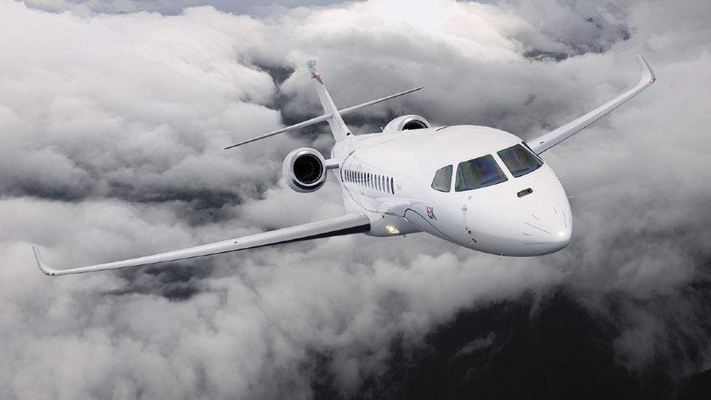 هواپیما و جت تجاری Dassault Falcon 6X