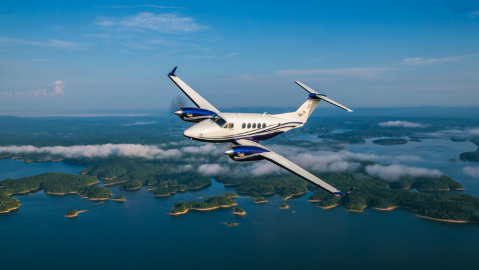 Beechcraft Introduced King Air 260 at NBAA VBACE