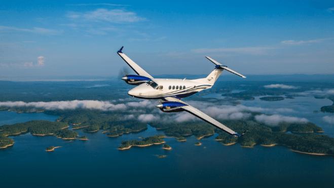 Beechcraft Introduced King Air 260 at NBAA VBACE